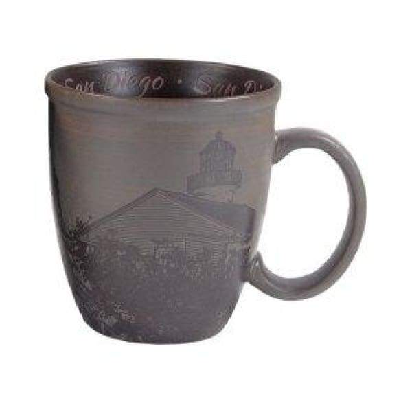 San Diego Sketch Art Mug General Merchandise $16.99
