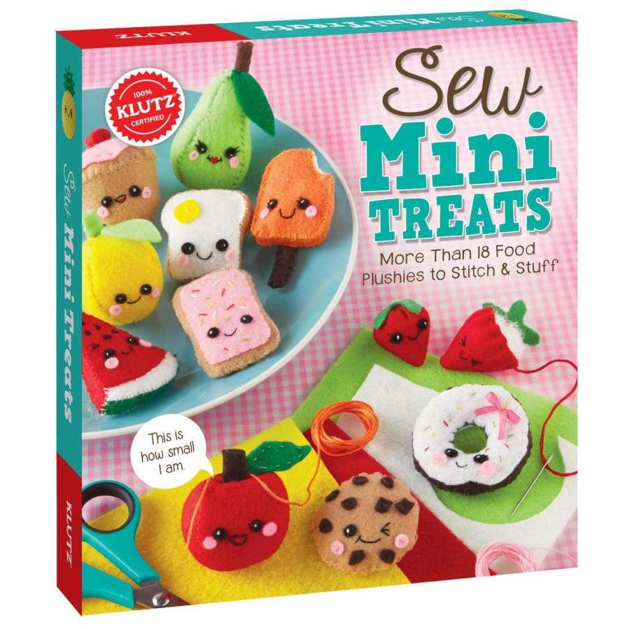 Sew Mini Treats Toys $24.99