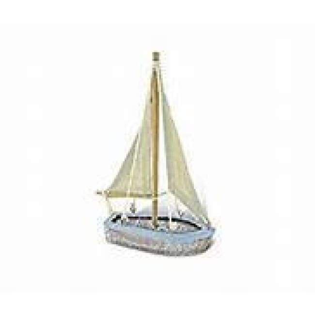 Small Brown Boat Home & Decor $8.99