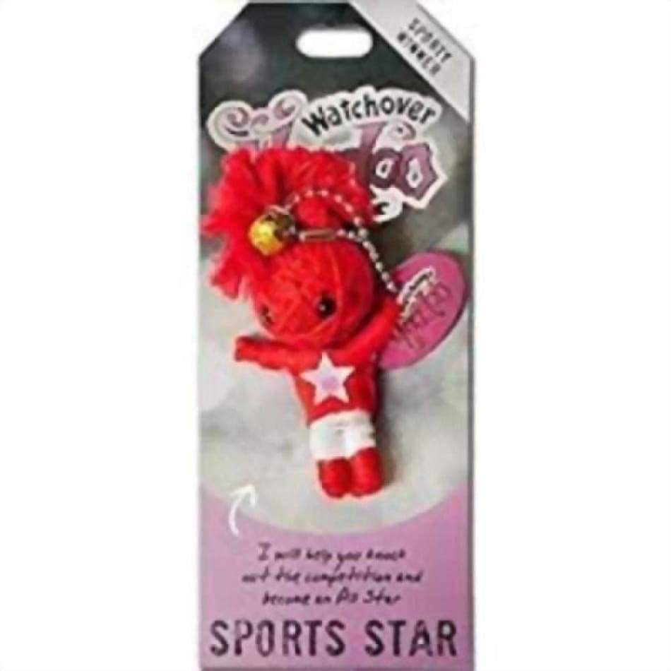 Sport Star Watchover Voodoo Doll Gifts $10.99