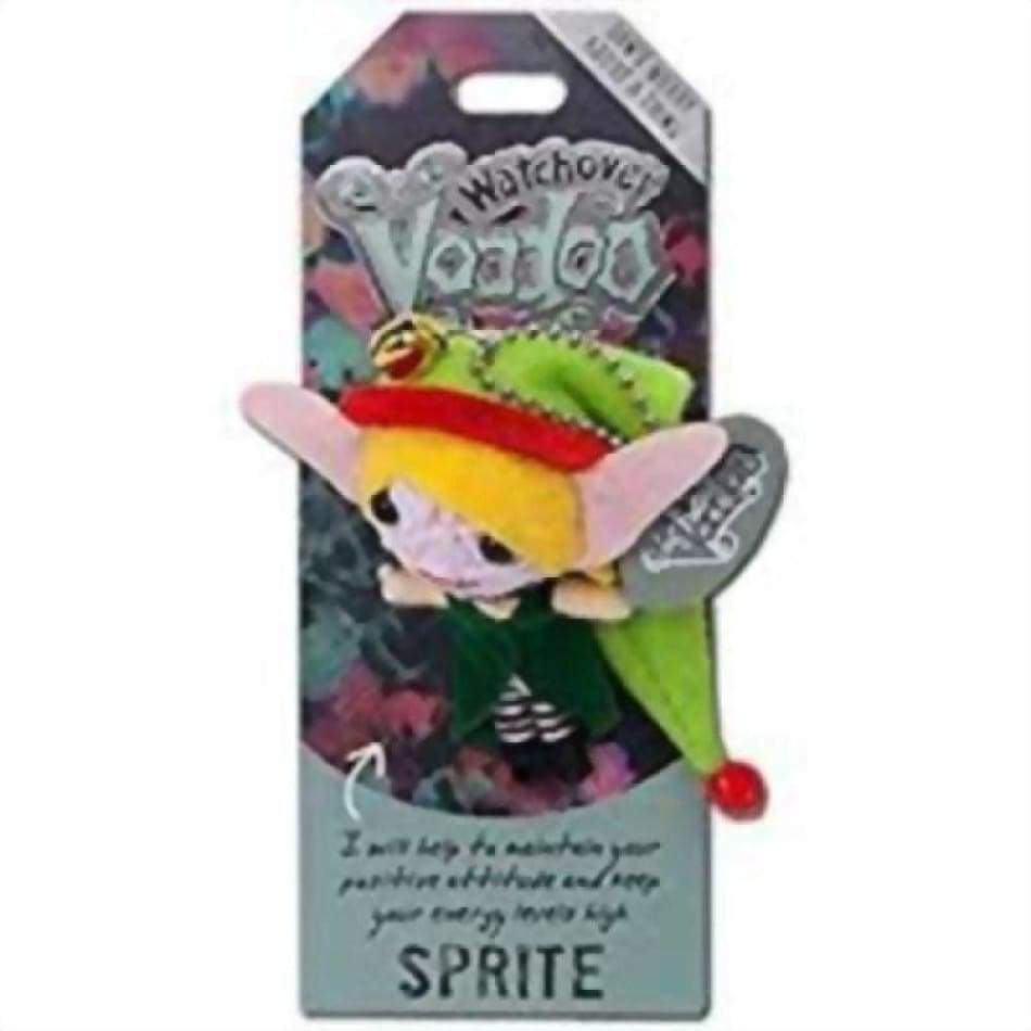 Sprite Watchover Voodoo Doll Gifts $10.99