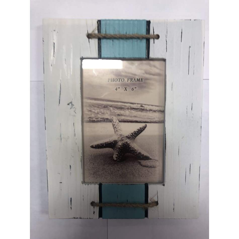 Starfish Photo Frame with Robe Home & Decor $14.99