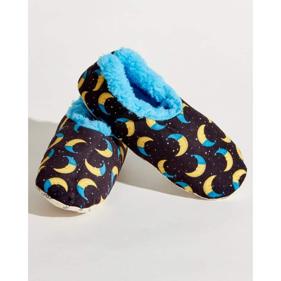 Stars & Moons Snoozies Slippers Foot Covering For Womens Footwear $12.99