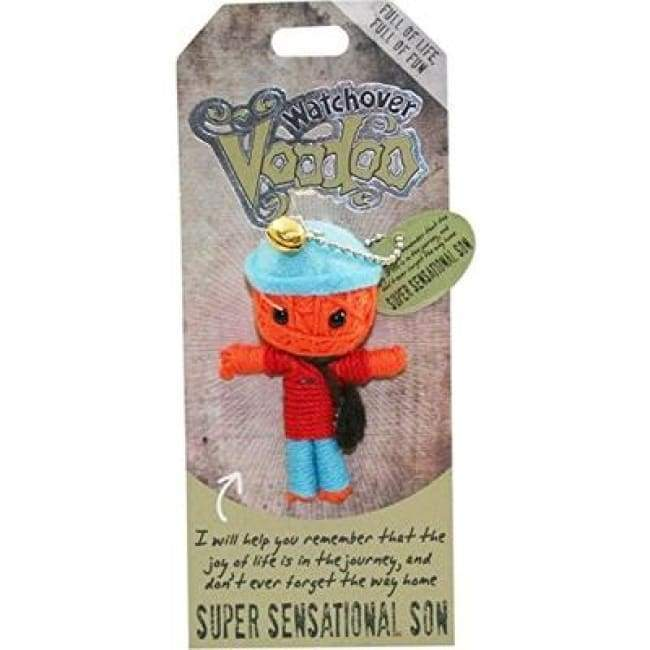 Super Sensational Son Watchover Voodoo Doll Gifts $10.99