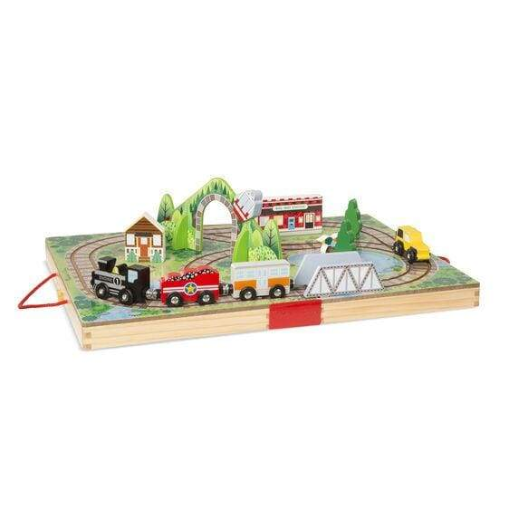 Take Along Railroad Toys $36.99