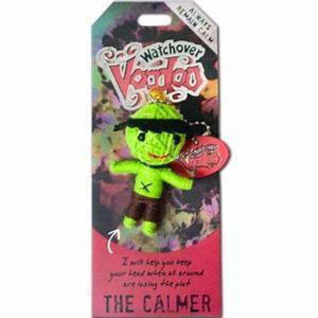 The Calmer Watchover Voodoo Doll Gifts $10.99