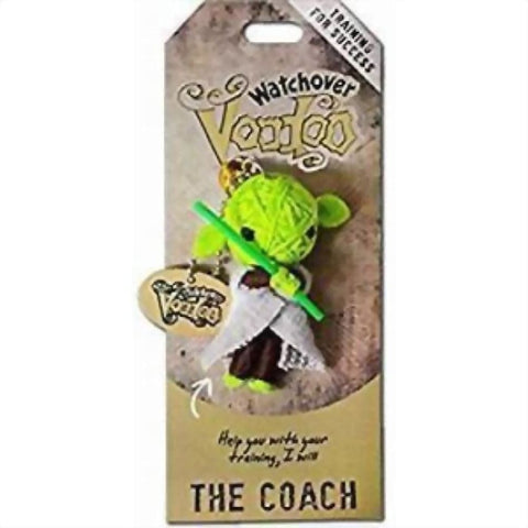 The Coach Watchover Voodoo Doll Gifts $8.99 10% off