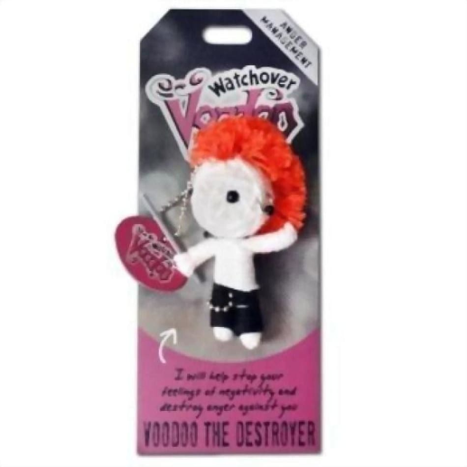 The Destroyer Watchover Voodoo Doll Gifts $10.99