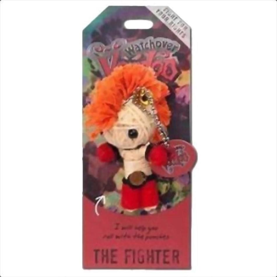 The Fighter Watchover Voodoo Doll Gifts $10.99