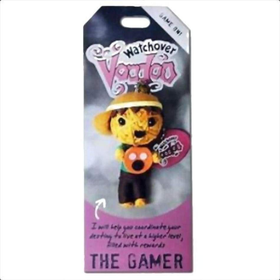 The Gamer Watchover Voodoo Doll Gifts $10.99