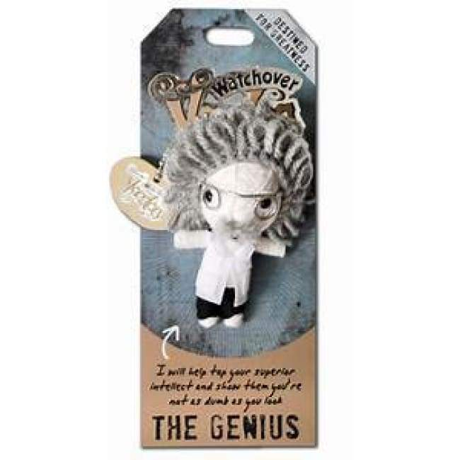 The Genius Watchover Voodoo Doll Gifts $10.99