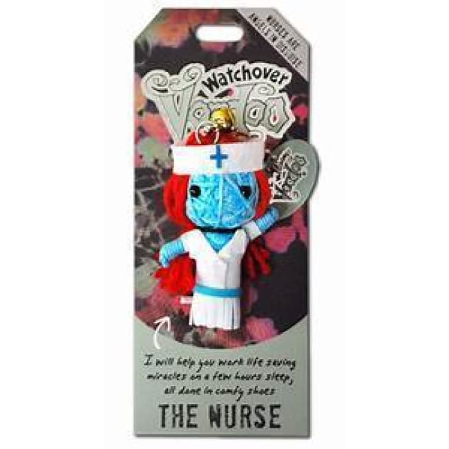 The Nurse Watchover Voodoo Doll Gifts $10.99