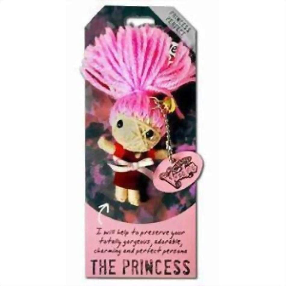 The Princess Watchover Voodoo Doll Gifts $10.99
