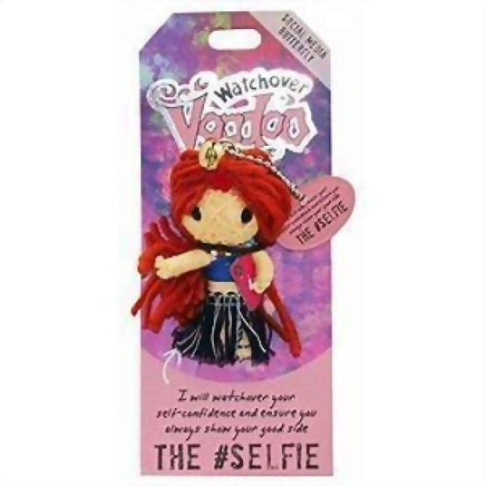 The Selfie Watchover Voodoo Doll Gifts $10.99