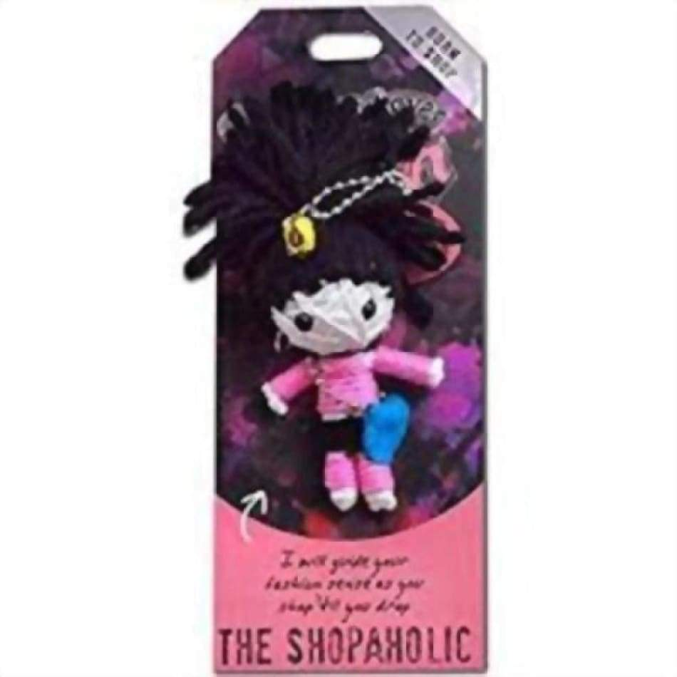 The Shopaholic Watchover Voodoo Doll Gifts $10.99