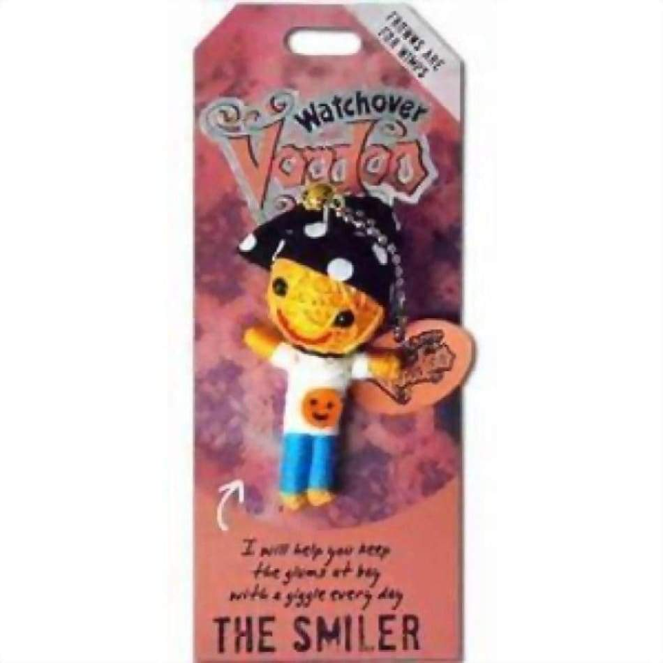 The Smiler Watchover Voodoo Doll Gifts $10.99