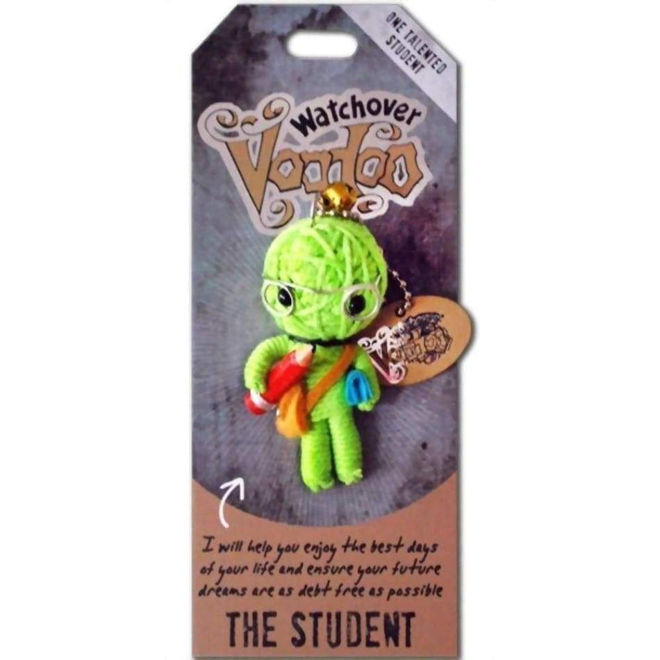 The Student Watchover Voodoo Doll Gifts $10.99