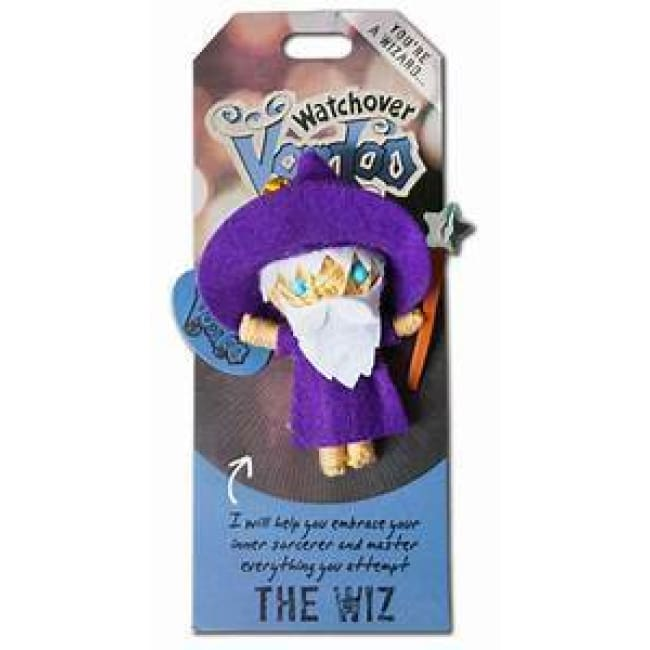 The Wiz Watchover Voodoo Doll Gifts $10.99