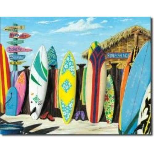 Westmoreland Surf Tin Sign Home & Decor $11.95