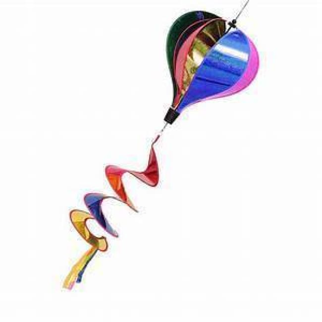 Windsock Ballon Glitter 6 Pannels General Merchandise $19.99