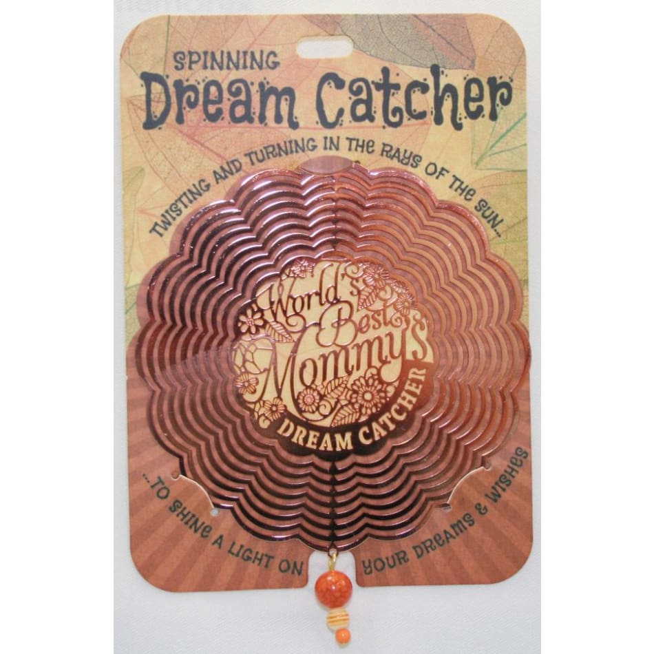 Worlds Best Mommy Dream Catcher Gifts $6.99