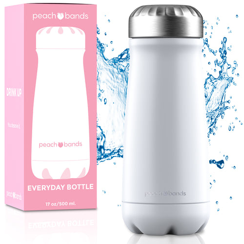 Everyday Bottle Orchid White