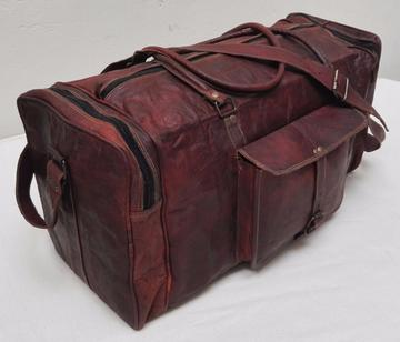 WHY GOATSKIN LEATHER BAGS ARE BETTER THAN ANY OTHER LEATHER BAGS?