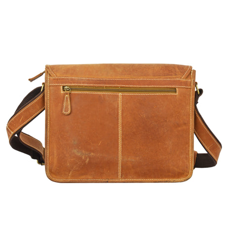 Full Flap Messenger Bag - BohoEntice