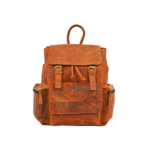 Jemmy Brown Rucksack Backpack - BohoEntice