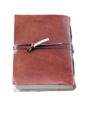 Harry Potter Personalise Leather Journal - BohoEntice