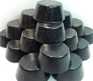 20 Small Black Sun Orgonite Tower Busters - EMF Protection, Chakra Healing, - BohoEntice