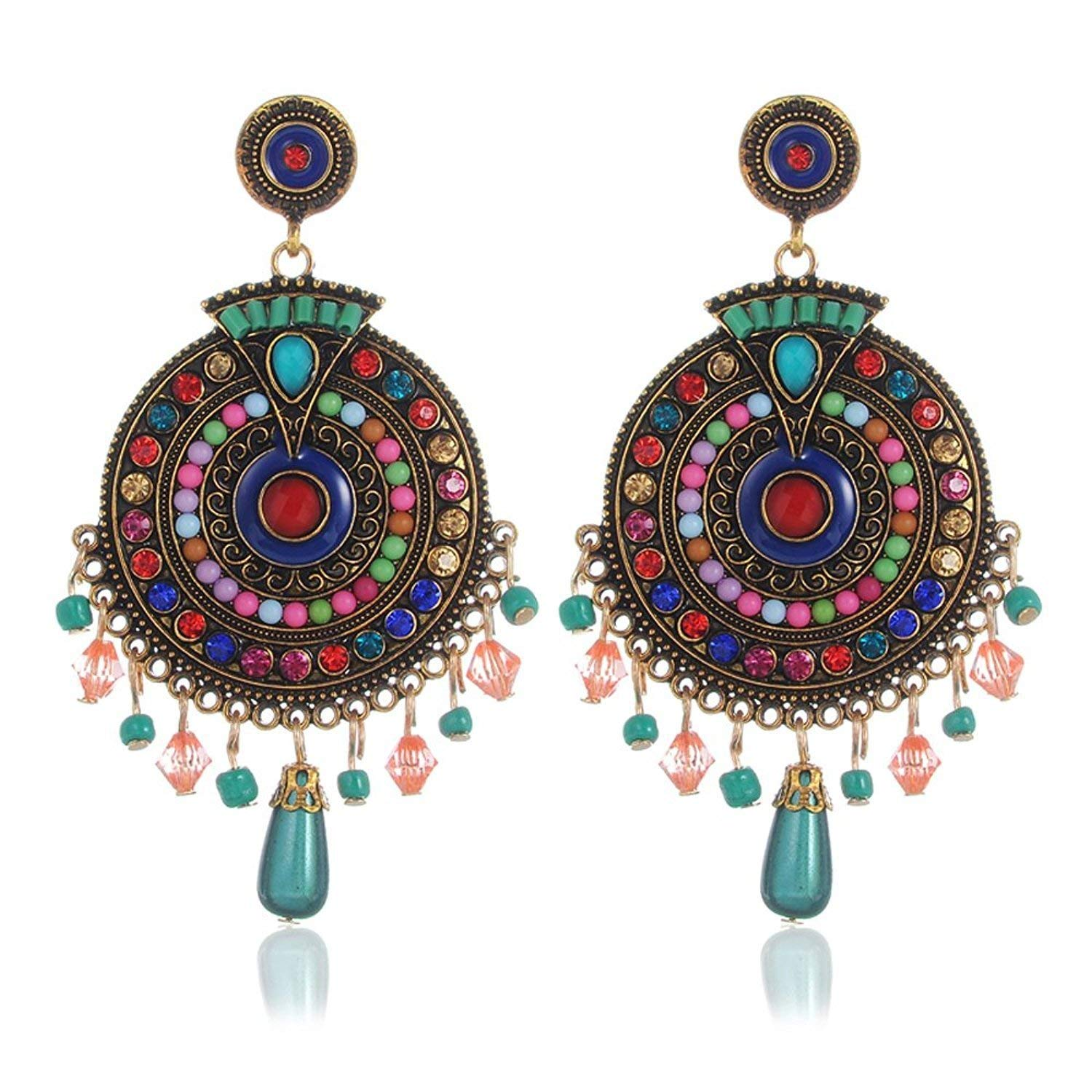 Precious Metal Fashion Jewellery Bohemian Stylish - BohoEntice