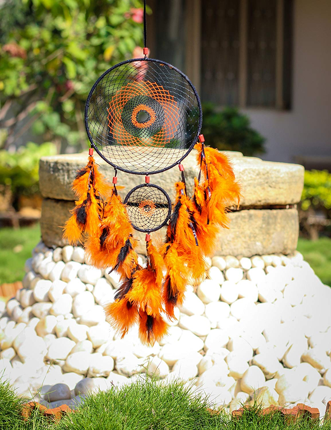 Intricate Web Design Dream Catchers - BohoEntice