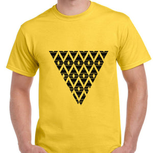 Triangle Mandala Boho Design T-Shirt Printable Digital Download - BohoEntice