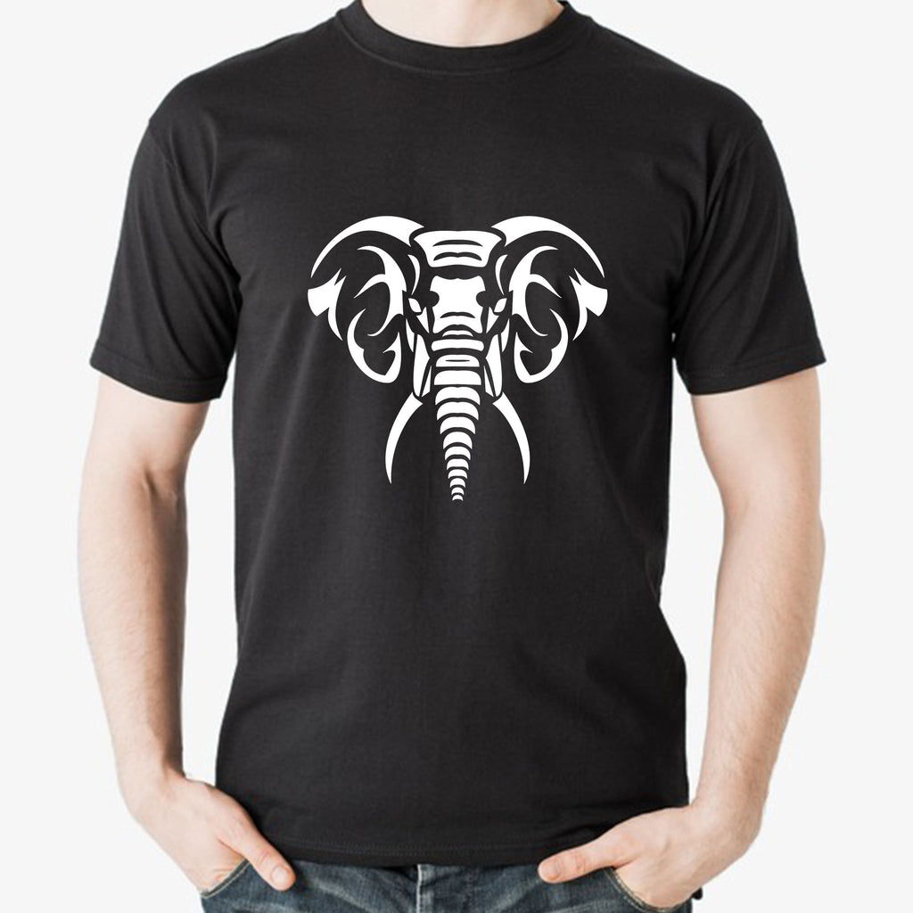 Elephant Boho Design T-Shirt Printable Digital Download - BohoEntice
