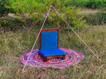 Copper Giza 5 Feet Meditation Pyramid ( portable - BohoEntice