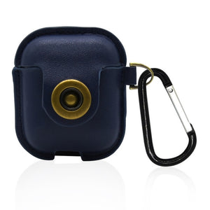 IPhone Wireless Leather Case Bluetooth Headset Protector Scratch-proof Bag - BohoEntice