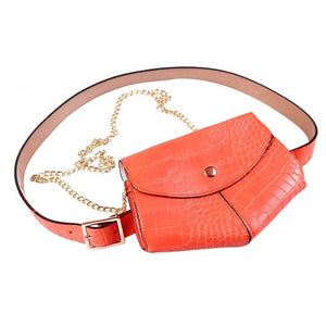 Snake Women Belt Bag - BohoEntice