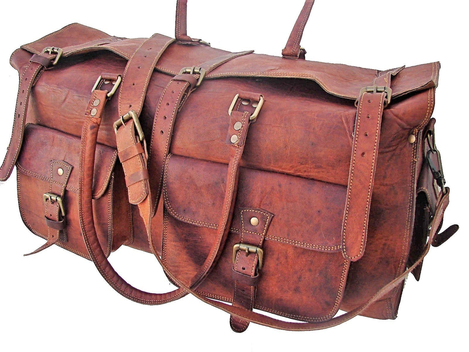 Hunter Classic Traveler Duffel Bag - BohoEntice