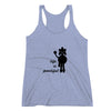 Life is Poodiful Racerback Tank top
