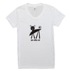 """Me-effin-ow"" Women's T-shirt"