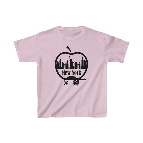 Mew York Big Apple Toddler Tee
