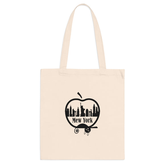Mew York Big Apple Enviro Tote