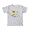 Rainbow Kitty Tees, Kids 8, 10, 12