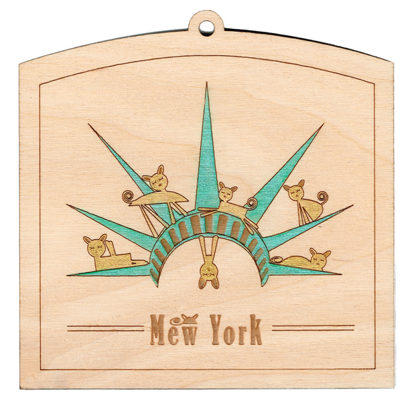 """Mew York, Statue of Liberty"