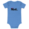 """Mew York: Statue of Liberty"" (alt) Baby Onesie"