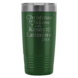 Christmas and Love with Kenny Lattimore 2018 20oz. Tumbler