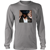 Official Kenny Lattimore Stay On Your Mind Unisex Long Sleeve Shirt