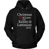 Christmas and Love with Kenny Lattimore 2018 Hoodie