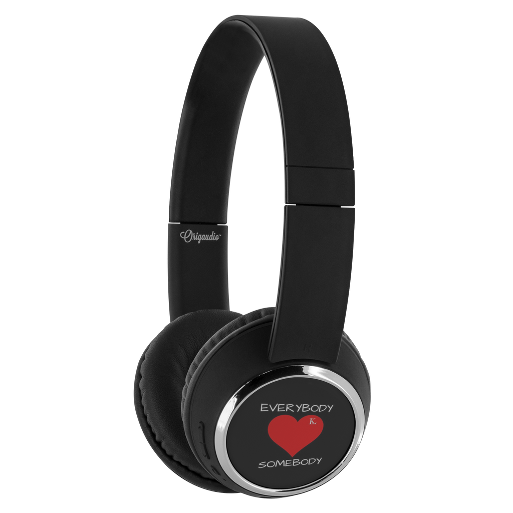 EVERYBODY LOVE SOMEBODY BLUETOOTH HEADPHONES